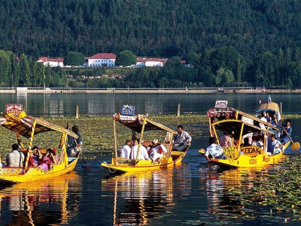 kashmir-shikara-houseboats-pictures