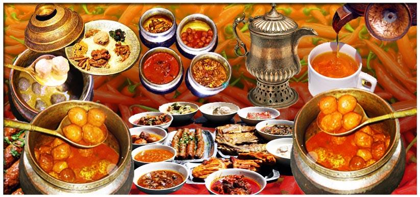 Erco travels india an unforgettable voyage of kashmir - Kashmir indian cuisine ...