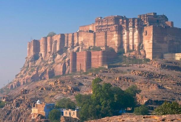 Meharangarh Fort Jodhpur Rajasthan