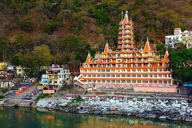 Trayambakeshwar Temple, Rishikesh2