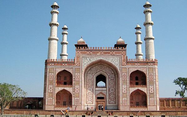 Akbar Tomb Agra