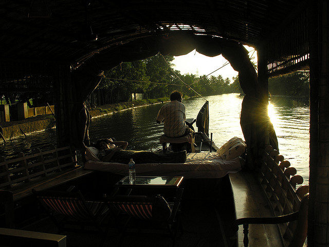 Alappuzha Backwaters Houseboats
