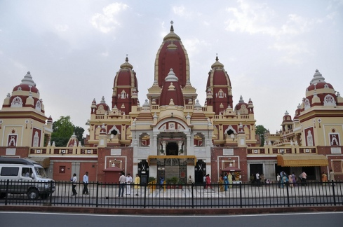 Birla Mandir Delhi Attractions