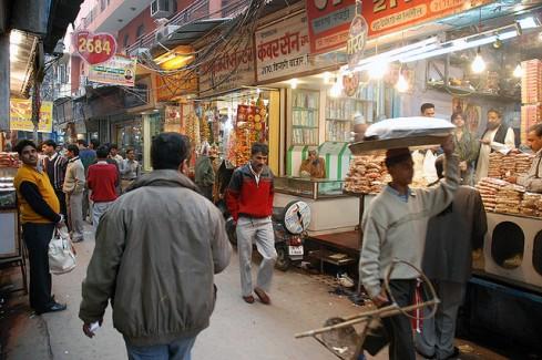 Chandni Chowk Parathe Wali Gali Delhi