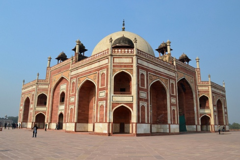 Humayun's Tomb Delhi Attractions
