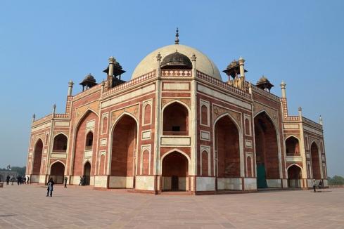 Humayun's Tomb Delhi Attractions