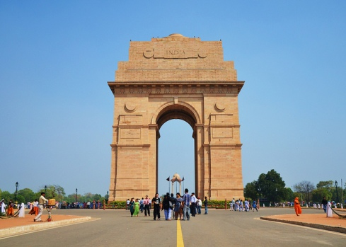 India Gate Delhi Attractions