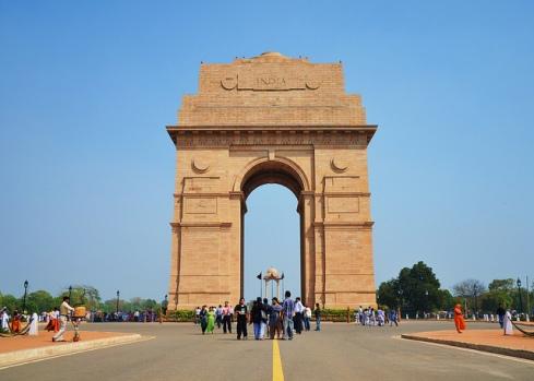 India Gate Delhi Attractions