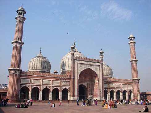Jama Masjid Delhi Attractions