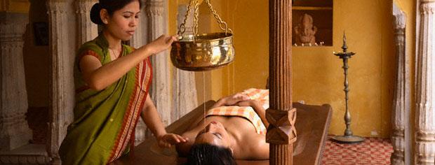 Kumarakom Ayurveda Massage
