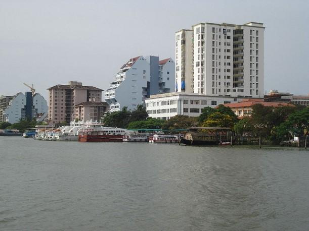 Marine Drive, Cochin