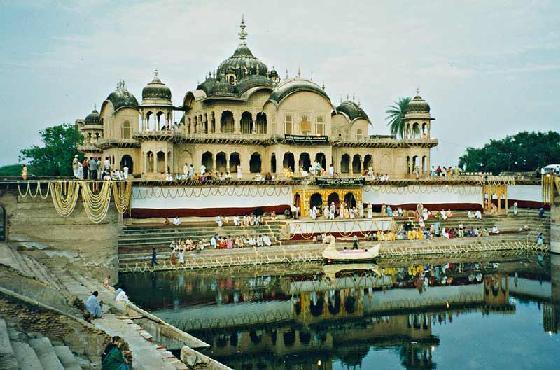 Goverdhan Temple Mathura