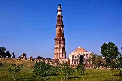 Qutub Minar Delhi Attractions