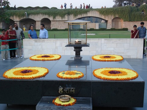 Raj Ghat Delhi Attractions