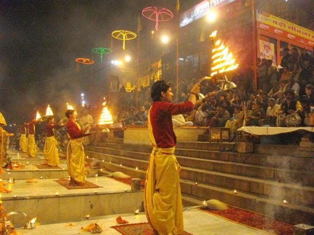 Varanasi Aarti
