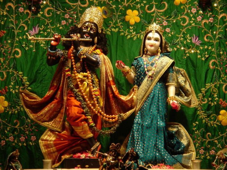 Vrindavan Shri Krishna Birth Place