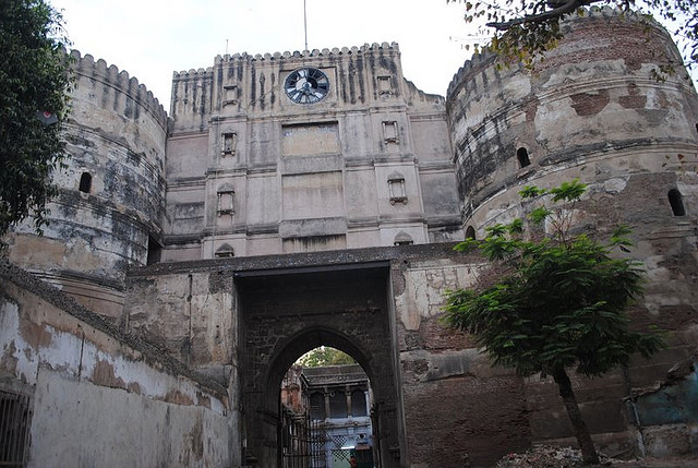 Bhadra Fort Ahemdabad Destination
