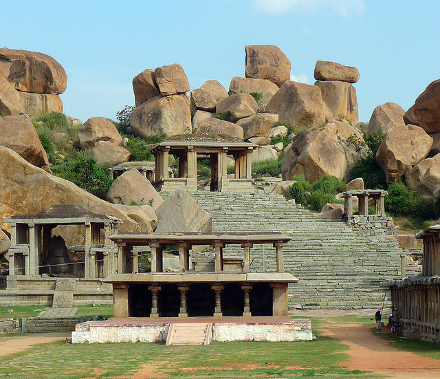 Hampi the World Heritage Site of Karnataka