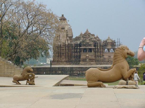 Khajuraho World Heritage Temples