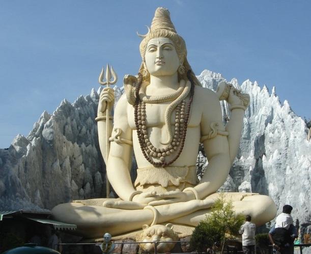 Statue of Lord Shiva, Bangalore, Karnataka