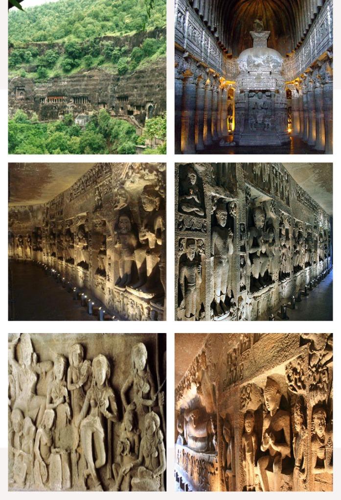 Ajanta Caves Maharashtra