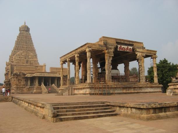 Brihadeshwara Temple, Tanjavur