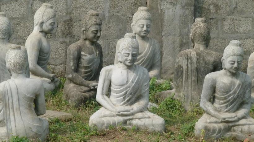 Buddhist Statue Amaravati, Guntur