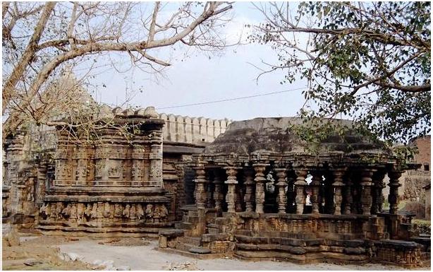 Katyayani temple Kolhapur maharashtra