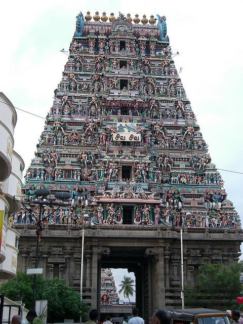 Parthasarathy Temple, Chennai