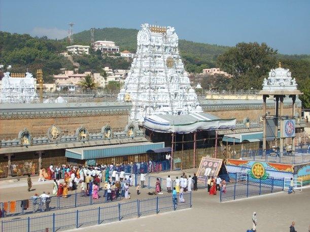 Venkateswara Swamy Temple, Tirupati