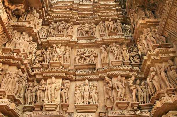 Khajuraho Temples Art and Craft