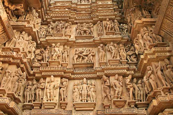 Khajuraho Temples Art and Craft