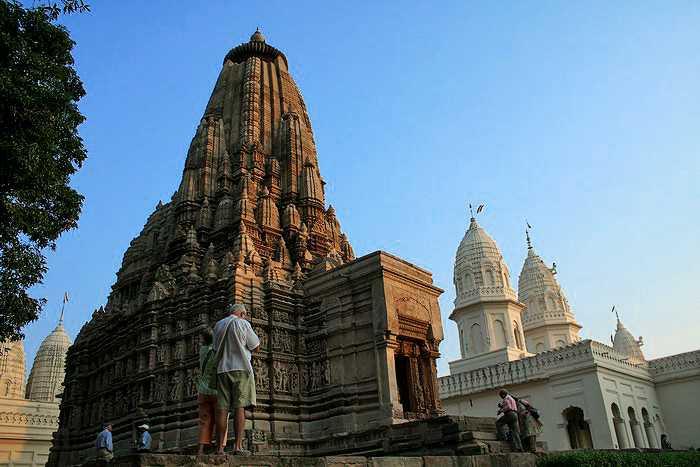 Khajuraho Temples Picture