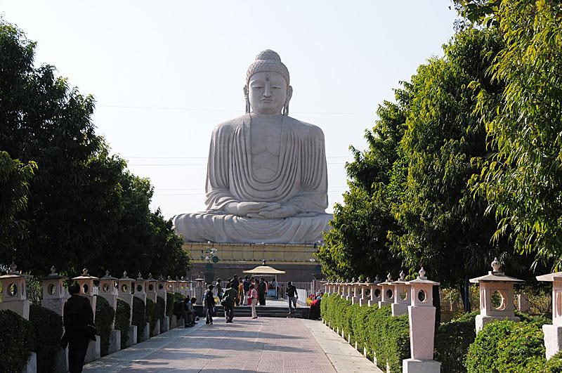 Buddha Statue, Bodhgaya