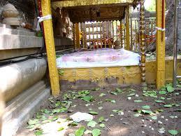 Vajrasana Stone Platform, Bodhgaya