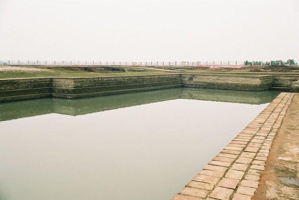 Abhishek Pushkarn (coronation tank )
