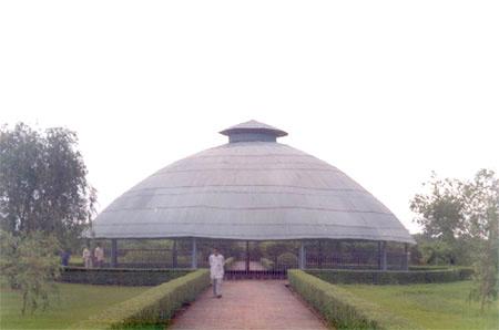 Buddha Stupa 1, vaishali