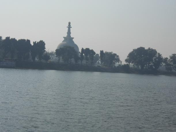 Buddha Stupa-II, Vaishali