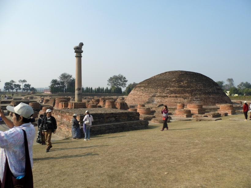 Ashokan Pillar, Kolhua