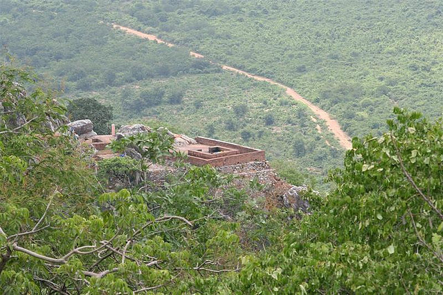 Vulture's peak mountain, Rajgir