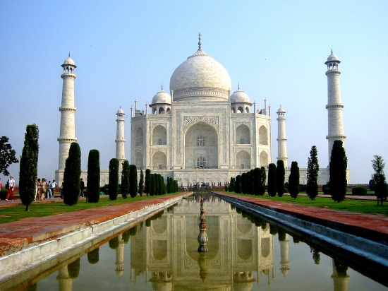taj mahal image by Richard IJzermans