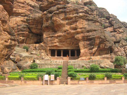 Badami Caves