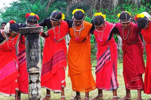 Tribal Dance Of Thekkady  Image By Flickr