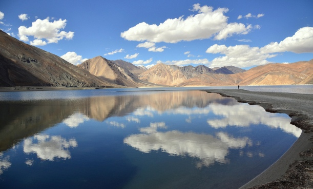 A Beautiful Lake Of Ladakh