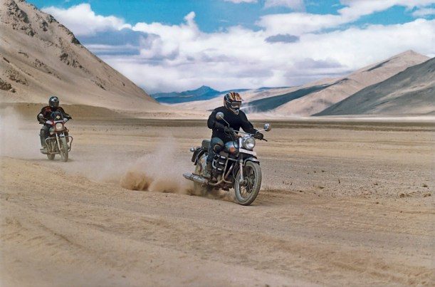 Bikers In Ladakh