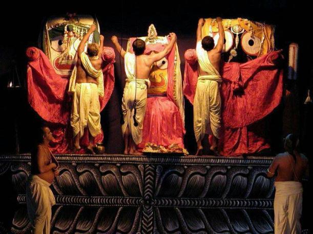 Decoration of Deities