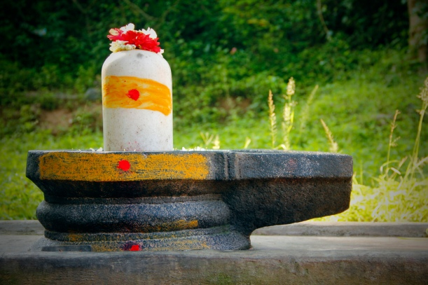 Linga Of Lord Shiva