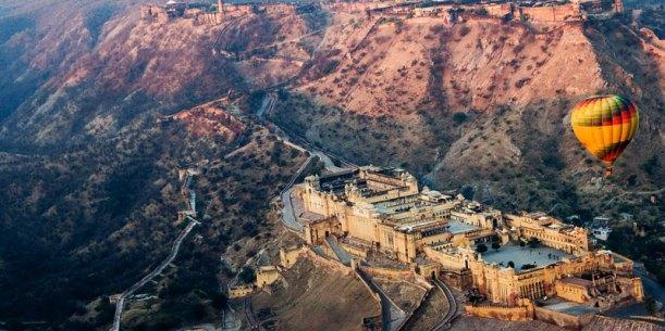 Hot Air Ballooning Jaipur