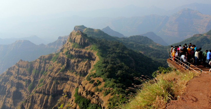 Arthur's Seat Point, Mahabaleshwar