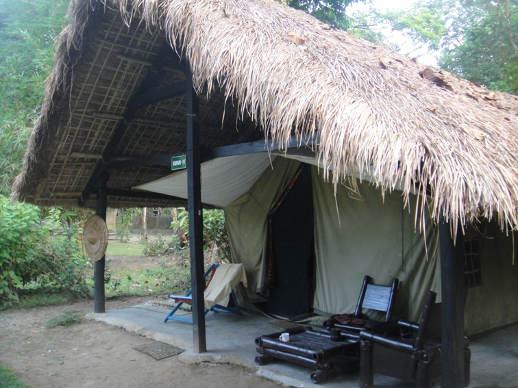 Eco Camp at Nameri National Park
